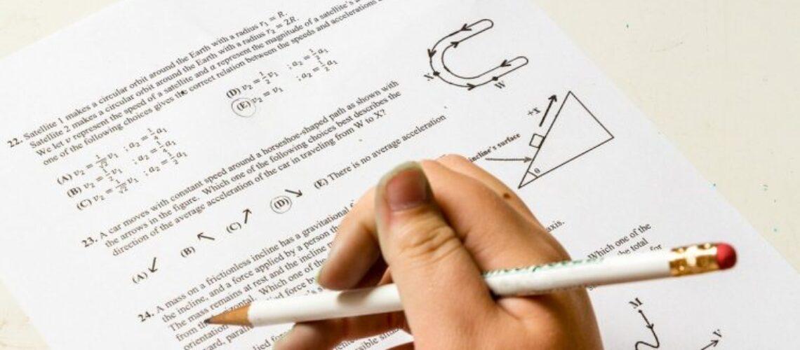 University tests